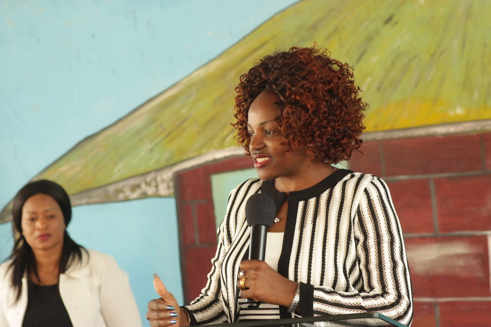 Prophetess Tatiana Chiza Teaches Of The Sin Of Familiarity At Tiyambuke 2018