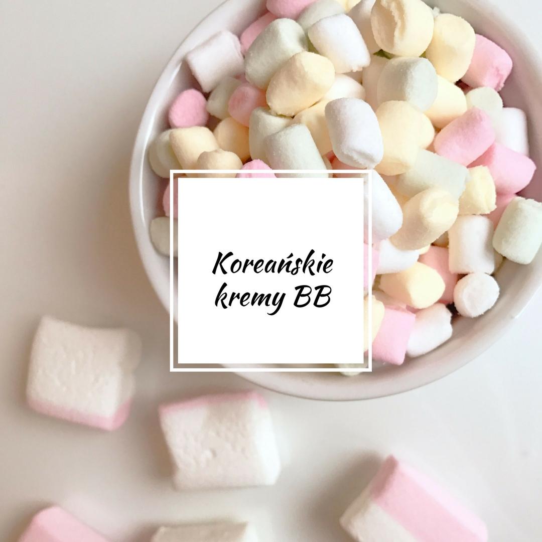 Koreańskie kremy bb, kremy bb, Marshmallow,