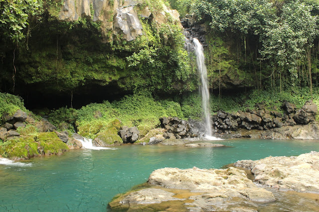 Waterfall Sumba