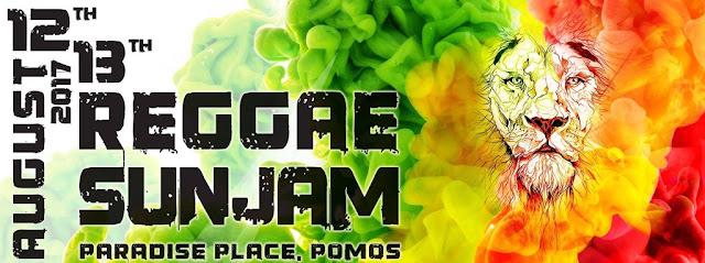Reggae Sunjam 2017 / Cyprus / Dubophonic / Easy Going Productions / Suzie Selecta