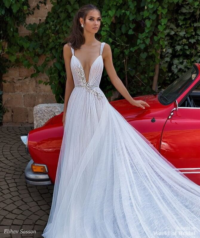101e6cb0267 Elihav Sasson 2018 Wedding Dresses - World of Bridal