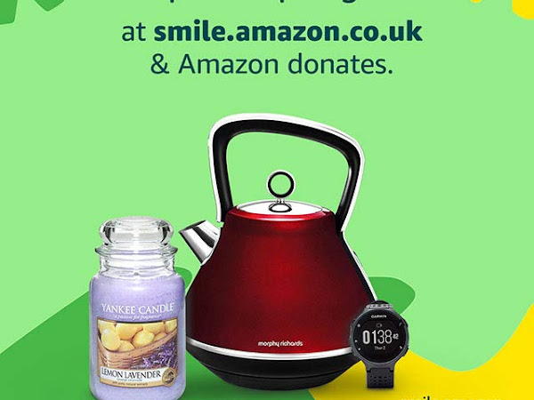 Support Harvey'S Gang by starting your shopping at Amazon Smile!