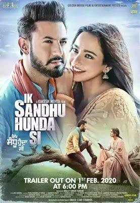 Ik Sandhu Hunda Si 2020 Punjabi 350MB HDRip 480p