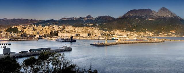 Panorâmica de Ceuta – Espanha