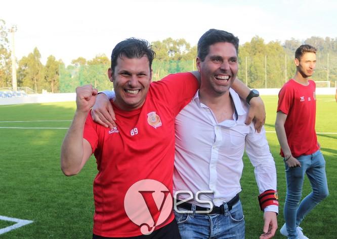Elite AF Porto: Mudança de treinador na AD Lousada