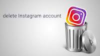 كيفية حذف حساب انستقرام instagram delete بشكل نهائي