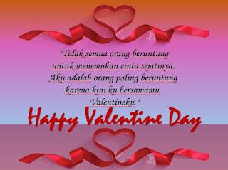 ucapan kata cinta romantis di hari Valentine - kanalmu