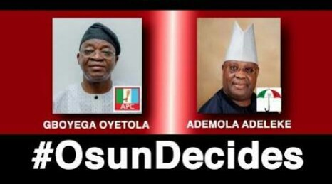 Lawyers To Nigeria Police: You Compromised Osun Election