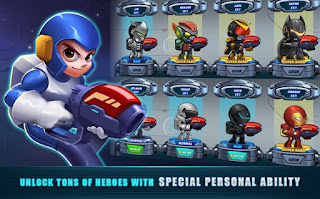Mega Shooter: Infinity Space War (Galaxy Heroes) Apk