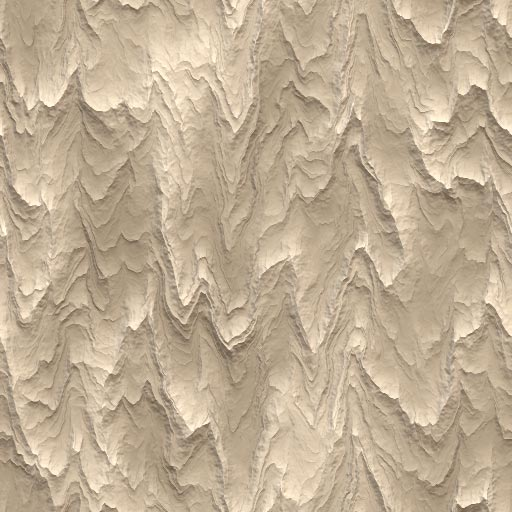 3D Colorful Jagged Texture 1