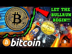HOLY SH!T!!! BITCOIN is EXPLODING RIGHT NOW!!!! 🚀 LET THE BULL RUN BEGIN!!! 🚀