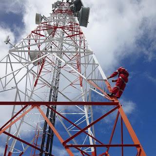 Warga Desa Simpang Datuk dan Jelita Dambakan Tower Telekomunikasi