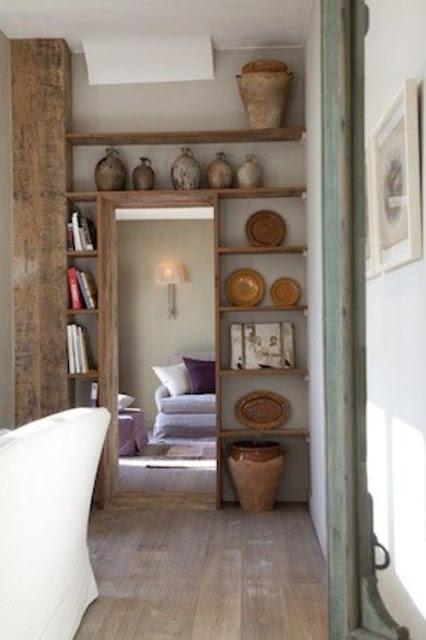 Beautiful Belgian style interior designed interior by Natalie Haegeman - found on Hello Lovely Studio