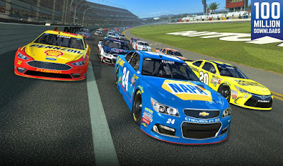 Download Game Real Racing 3 v4.1.6  Mod APK + DATA OBB