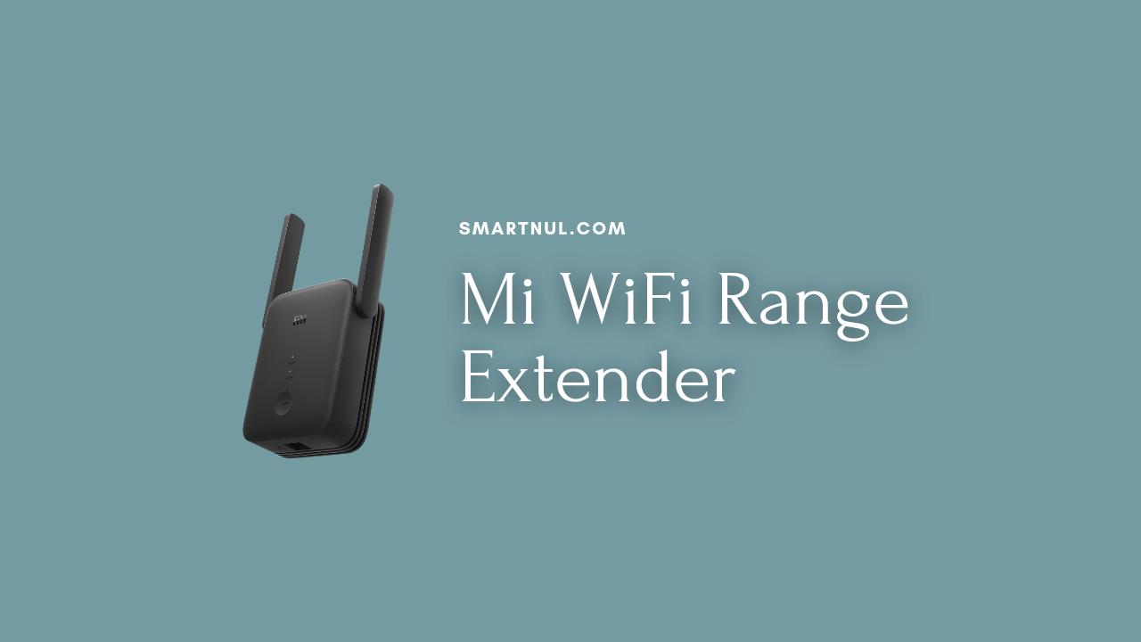 Mi WiFi Range