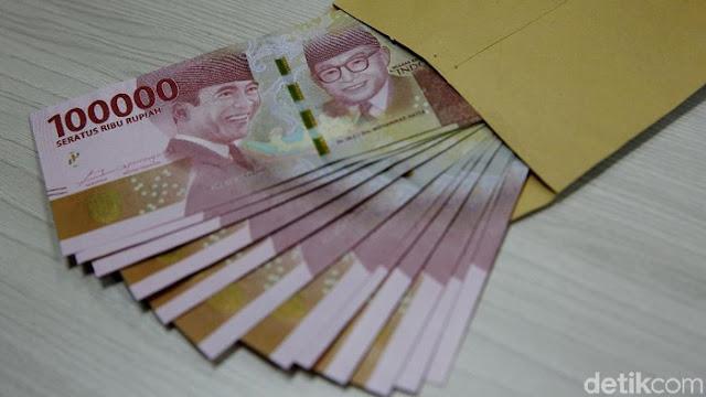 Selain Pegawai Swasta, Pekerja Kategori Ini Dapat Rp 600 Ribu dari Jokowi