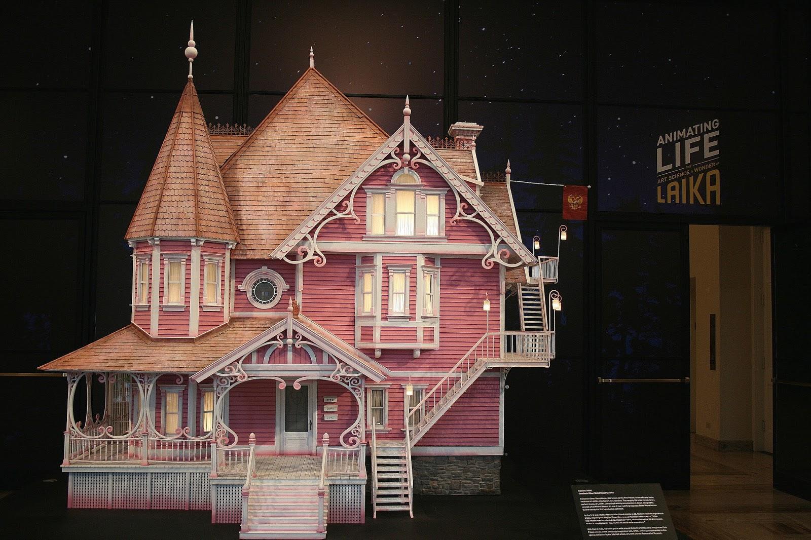 Annie A La Mode Laika Animating Life Portland Art Museum
