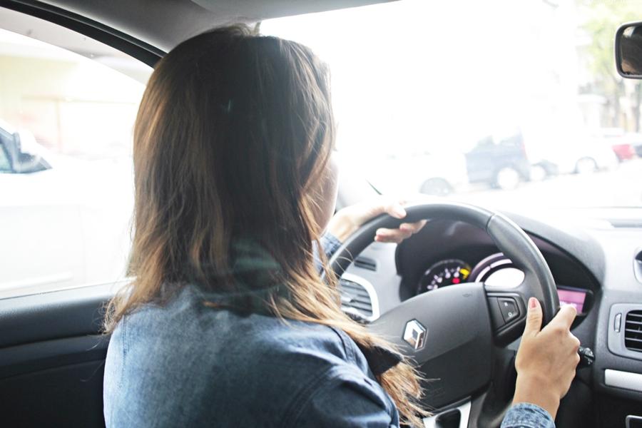 sicheres autofahren
