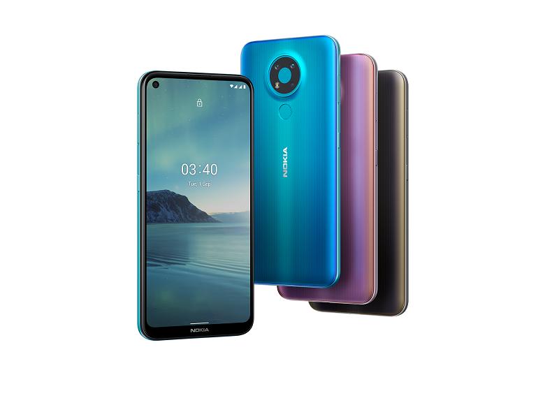 Se presentan oficialmente en el país los nuevos Nokia 2.4 y Nokia 3.4, listos para recibir Android 11