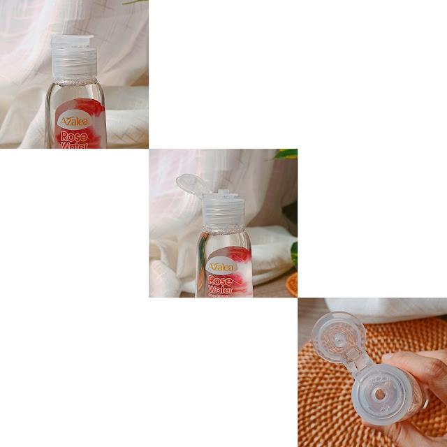 Kemasan Azalea Rose Water