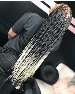 Latest Ghana Weaving Hairstyles in Nigeria 2020