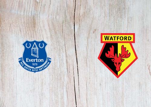Everton vs Watford -Highlights 29 October 2019