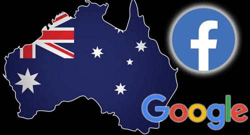 Will other countries force Facebook and Google to pay for information like Australia?