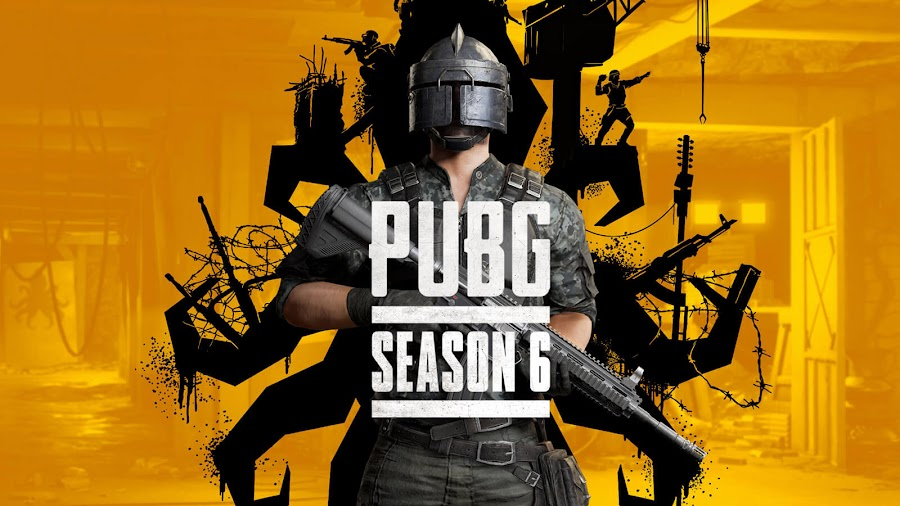 playerUnknown's battlegrounds season 6 ps4 xb1 consoles live pubg corp battle royale
