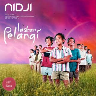 Chord dan Lirik Nidji - Laskar Pelangi