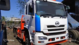 UD Trucks Quon Di Pasar Indonesia
