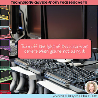 Technology advice from real teachers