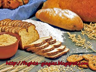 Κριθαρένιο ή κρίθινο αλεύρι - από «Τα φαγητά της γιαγιάς»