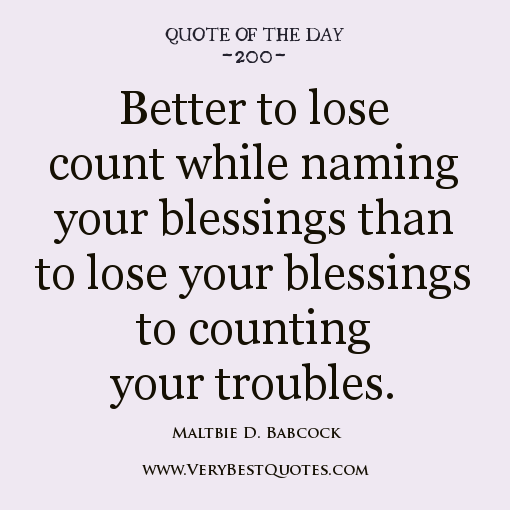 count your blessings isaiah 63 7 9