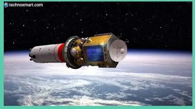 UAE Releases Its New Mars Lander 'Hope' From Japanese Spaceport