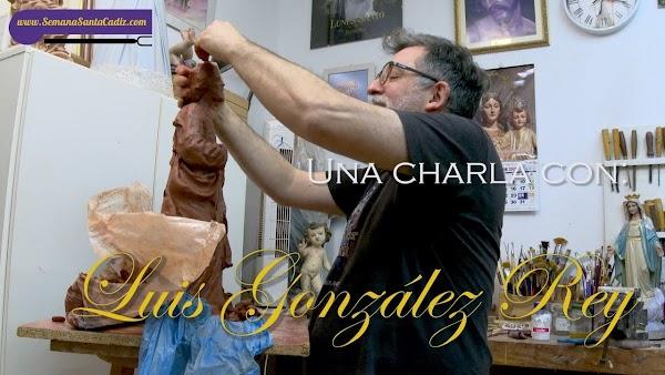 Un charla con Luis González Rey