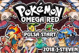 Download Pokemon Omega Red GBA Rom
