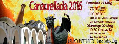 Canaurellada 2016 Terrassa