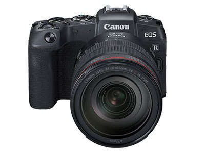 Canon EOS RP DSLR Firmware Full Driversをダウンロード