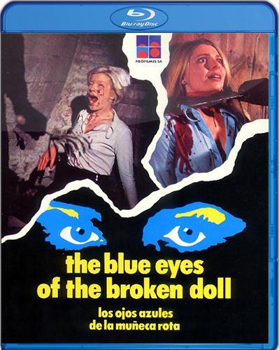Los ojos azules de la muñeca rota [1973] [BD25] [Español]