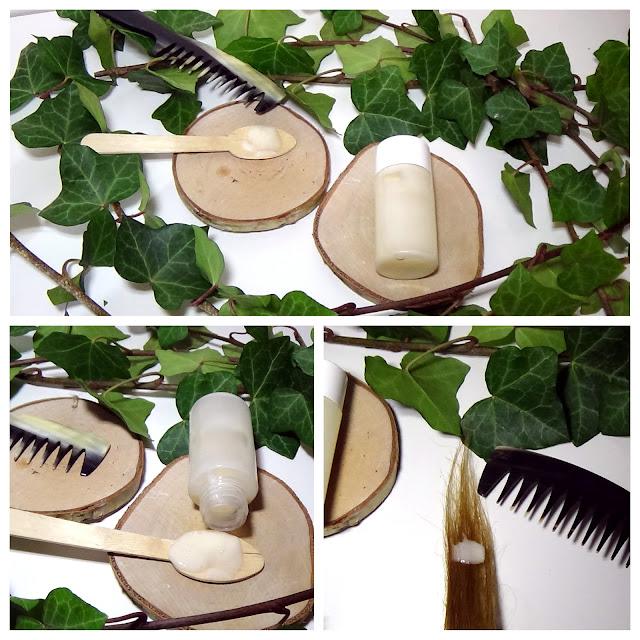 Dupe naturel: Elseve dream long (crème sauveuse de pointes)