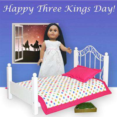 Three Kings Day Wishes For Facebook