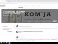 Contoh Laporan KBM Online Classroom