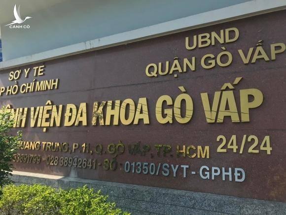 """Giám đốc BV Gò Vấp từng nhiều lần bị tố """"bảo kê"""" phòng khám Trung Quốc"""