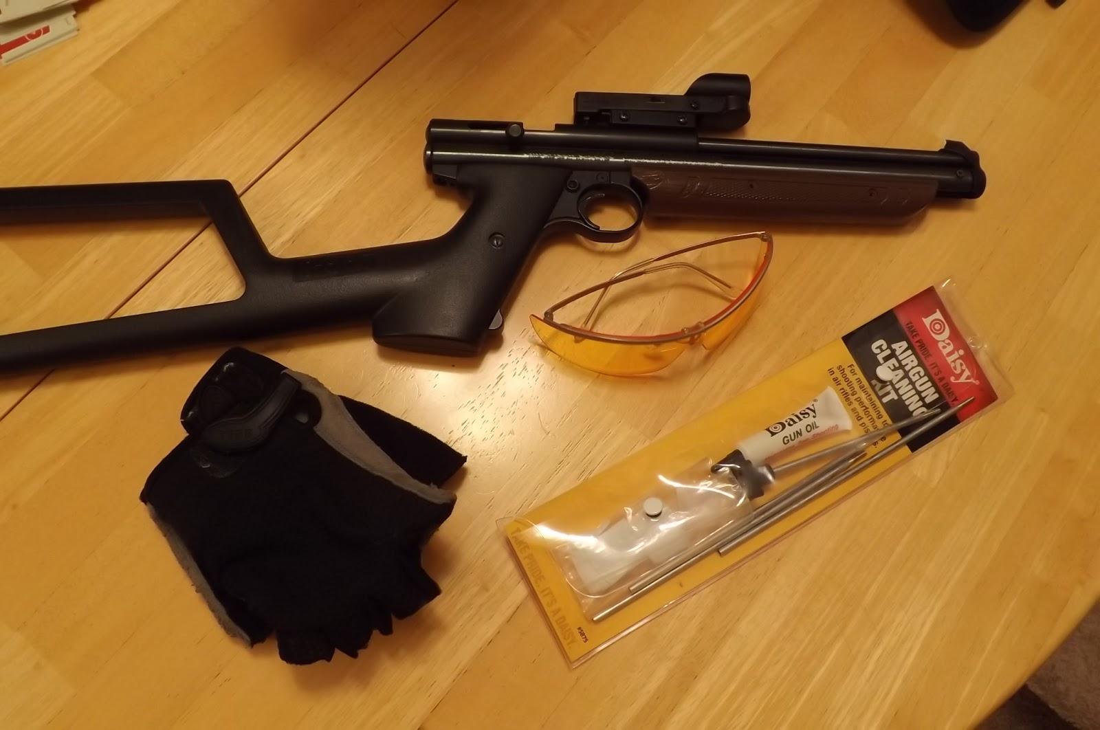 Hugh's Custom Air Guns: The Crosman 1377 A true American Classic