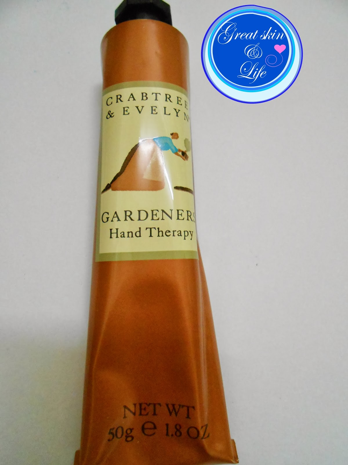 CRABTREE&EVELYN GARDENERS HAND THERAPY