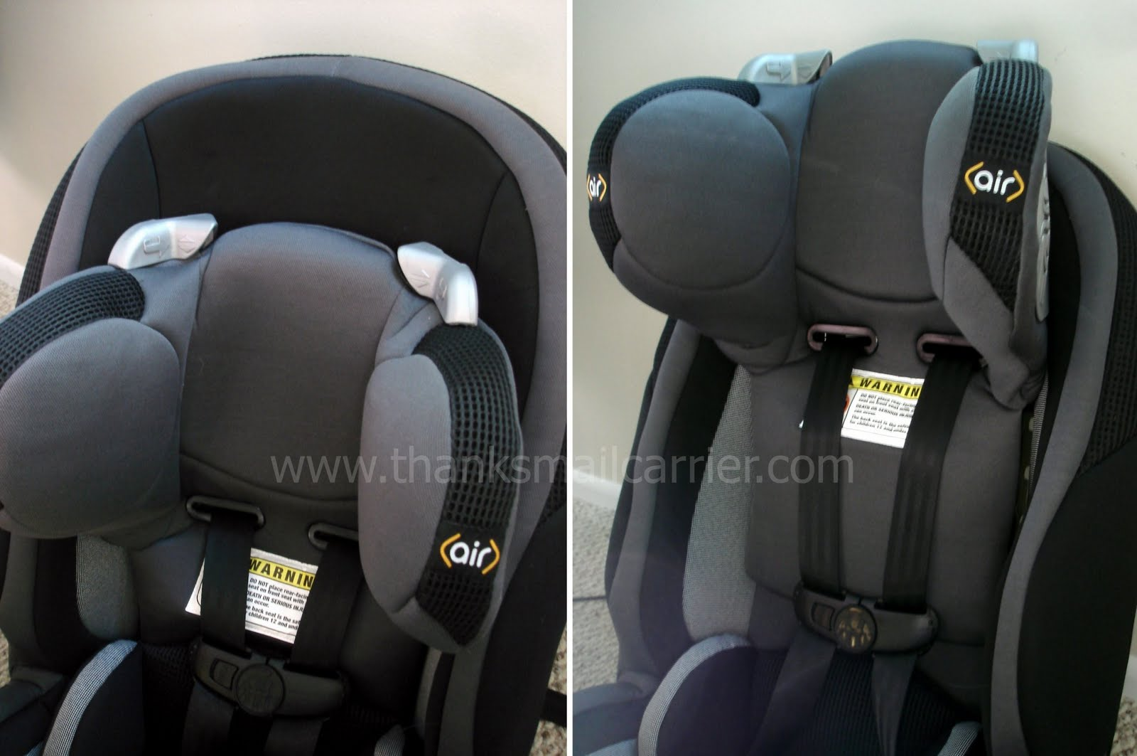 thanks mail carrier fun in the sun 11 safety 1st complete air 65 convertible car seat. Black Bedroom Furniture Sets. Home Design Ideas