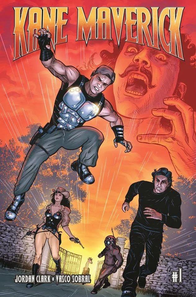 Kane Maverick Cover