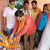 गंगा नारायण सिंह ने स्व.श्यामा प्रसाद मुखर्जी की जयंती के अवसर पर पुष्पांजलि अर्पित किया
