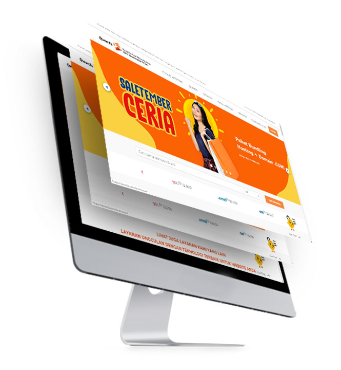 Ilustrasi Website