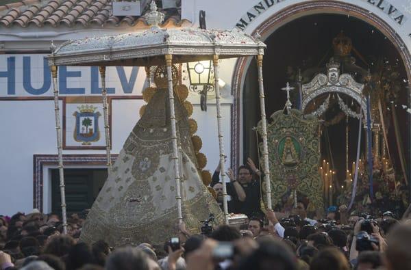 Así será el intenso Pentecostés de la Hermandad del Rocío de Huelva